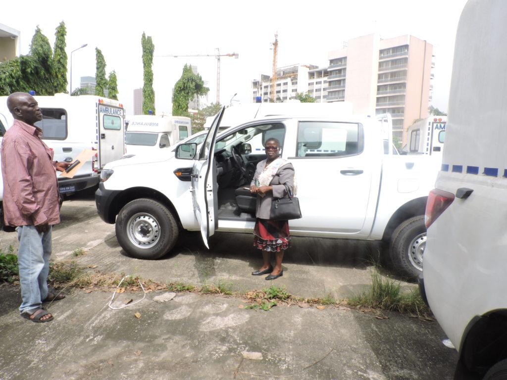 Vehicule DDS