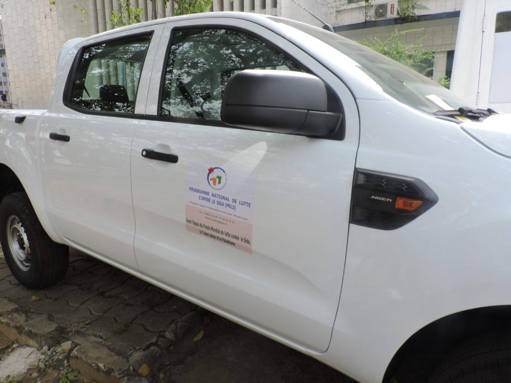 Vehicule de Type 4x4