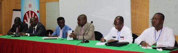 Participation du PNLS à la 20ème édition des Journées Scientifiques du Syndicat National des Cadres Supérieurs de la Santé de Côte d'Ivoire (SYNACASS-CI)